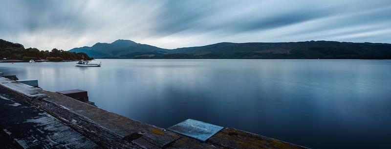 Loch Lomond at Dusk