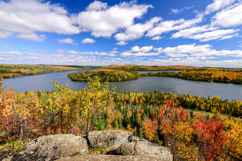 Caribou Lake overlook 01