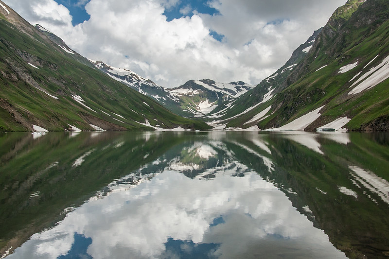 Saral Lake, Azad Kashmir