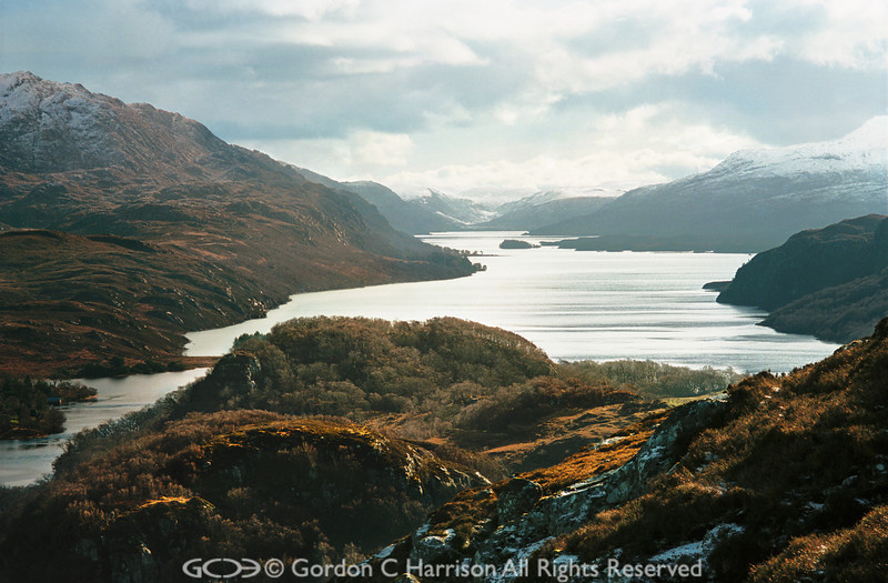Image 399: Loch Maree, Wester Ross, Scotland