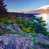 Colorful morning over Bare Bluff 02