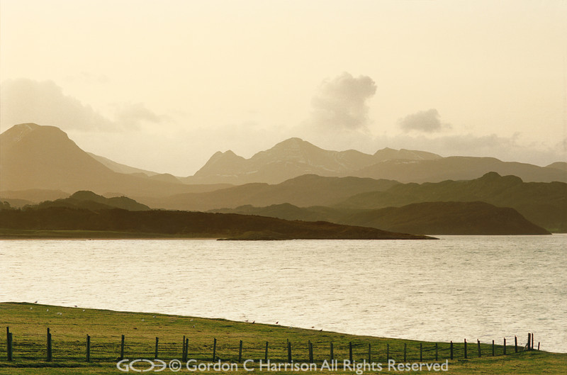Photo 929 Loch Gairloch & the Torridons, Wester Ross, Scotland