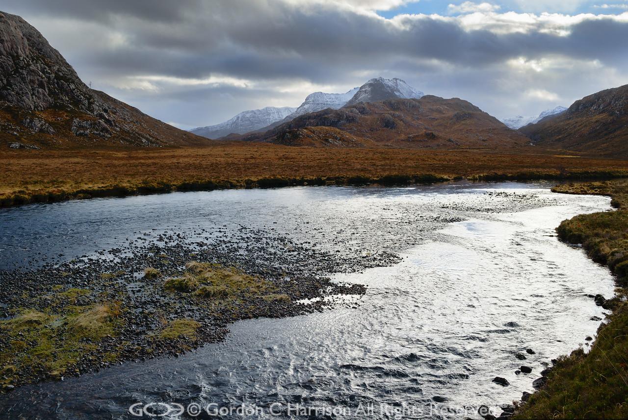 Photo 3204: Winter's morning at Gruinard River