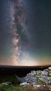 Milky Way Wall