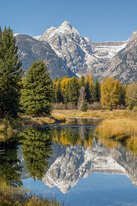 Schwabacher Landing - Grand Teton National Park, Wyoming