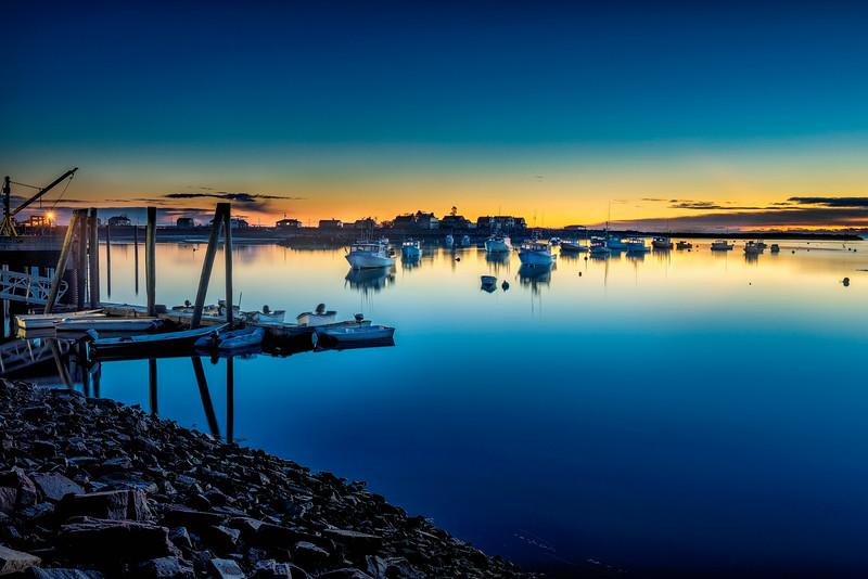 Glass Harbor