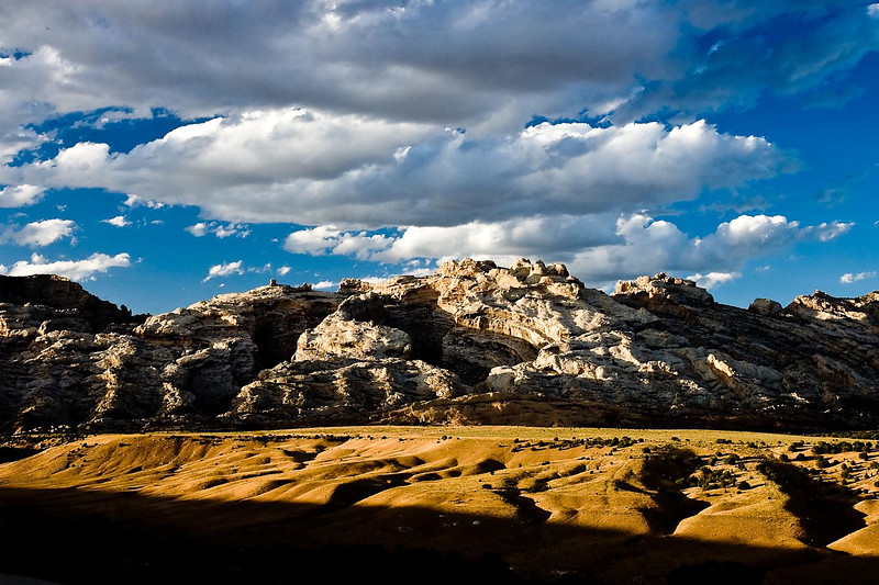 Split Mountain, Dinosaur National Monument