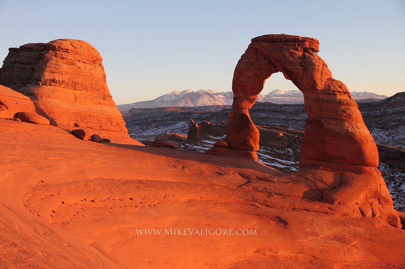 Delicate Arch<br /> <br /> Delicate Arch is one of the crown jewels of the national park system.  Experiencing a sunset here should be on everyone's bucket list.
