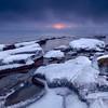 Subtle sunrise over Stoney Point 01