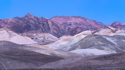 Destert Contours | Death Valley National Park