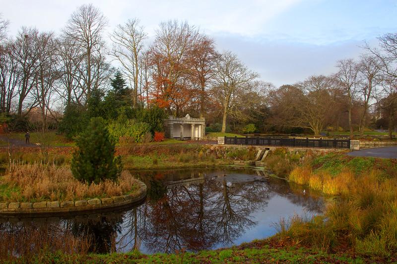 Duthie Park Aberdeen. John Chapman.