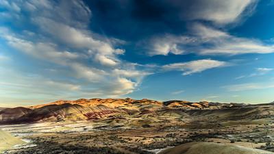 Painted Destert | Mitchel, Oregon