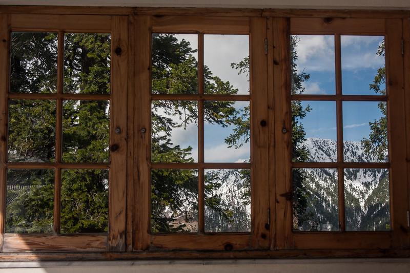 A window on Miranjani, Galiat
