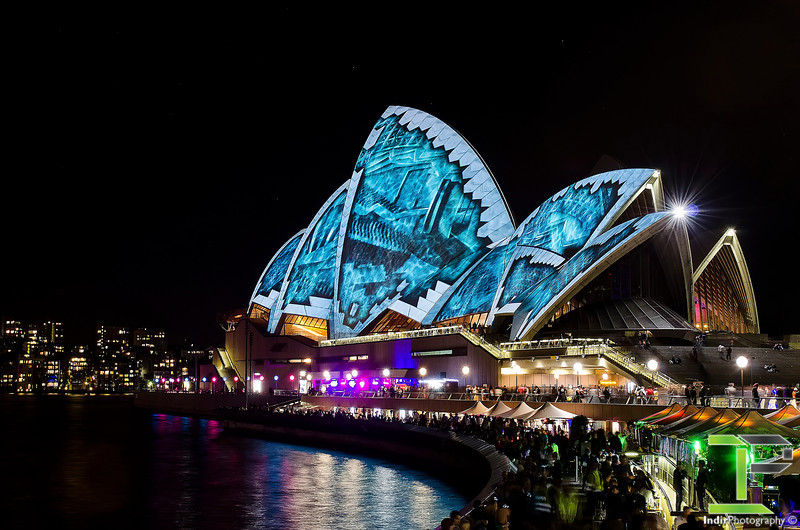Sydney Opera House - Weather Ravaged Design