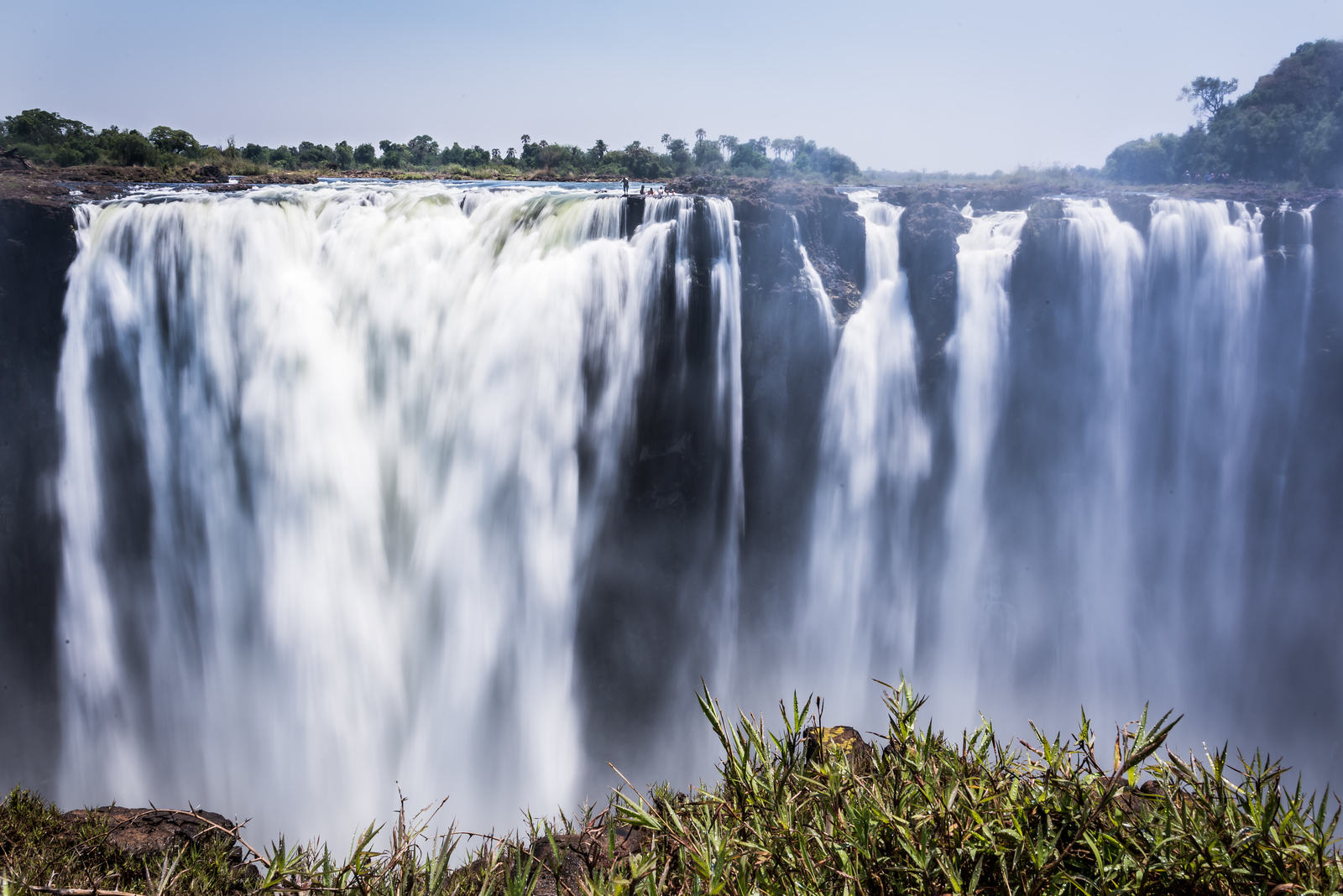 Victoria Falls - Livingstone Island and Devil's Pool