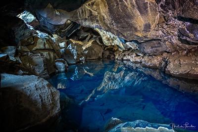 Grjótagjá Cave