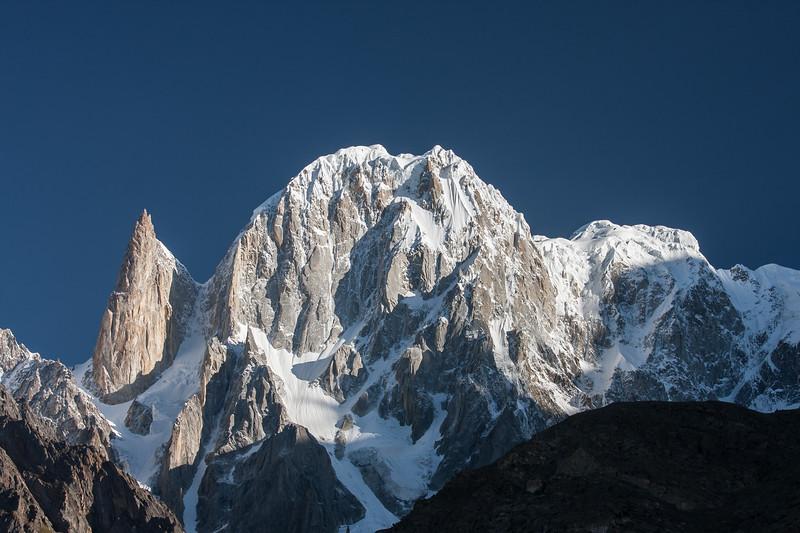 Lady Finger and Hunza Peak
