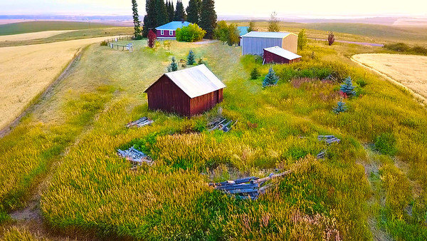 Beautiful Idaho Farm // Felt, Idaho