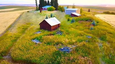 Beautiful Idaho Farm // Felt, Idaho