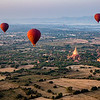 Balloons over Bagan 3