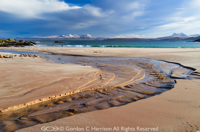 Photo 3208: Mellon Udrigle beach and Gruinard Bay
