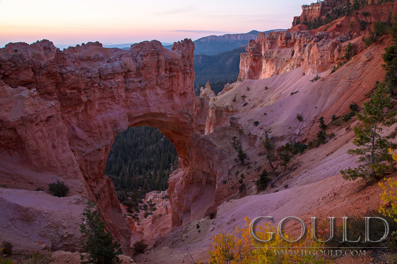 Bryce Canyon's Rainbow Arch