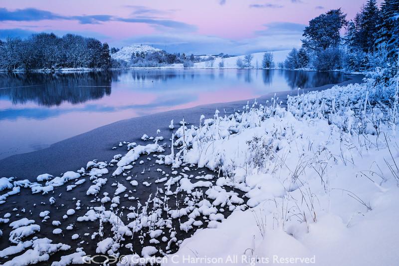 Photo 3323: Loch Kinellan at Dusk (3)