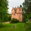 Craigievar Castle.  John Chapman.