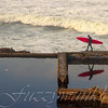 Surfer at Sutro