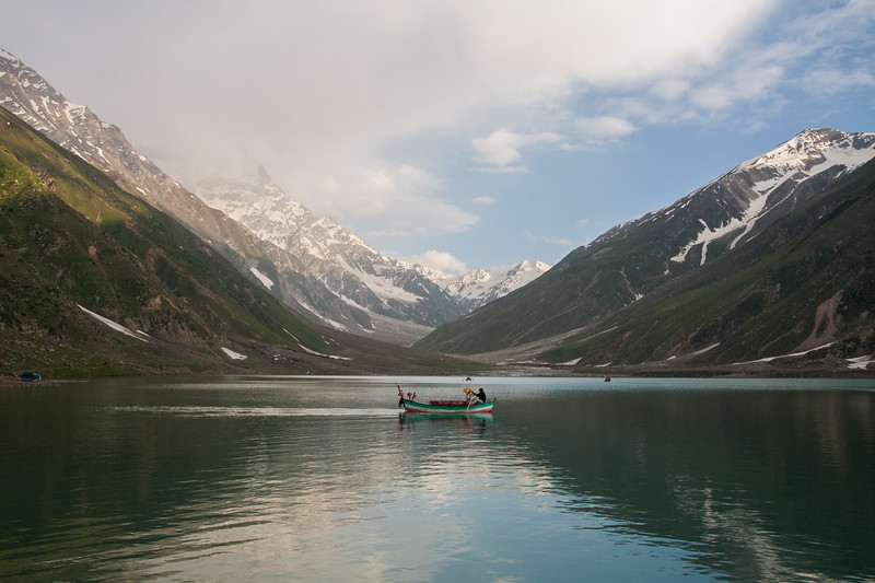 Lake Saif ul Maluk, Kaghan
