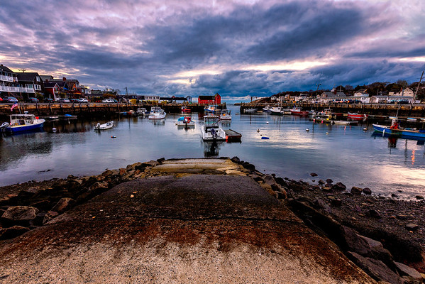 Bearskin Neck Harbor