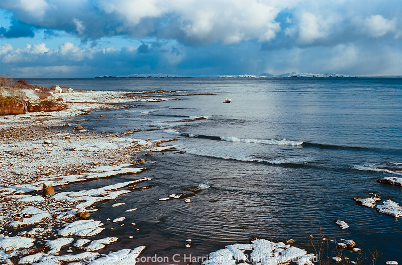 Photo 31, Wintry Shore and Summer Isles.