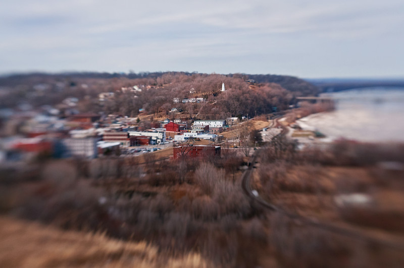 Little Town on the Big River