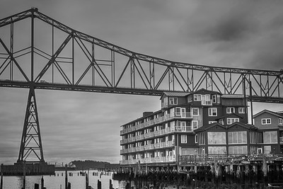 """Rooftop Bridge"", Astoria"