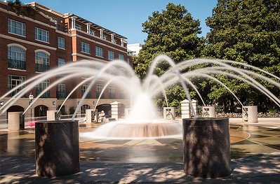 Waterfront Park Fountains