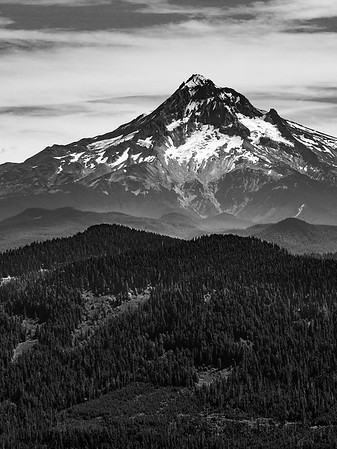 View from Larch Mountain, OR