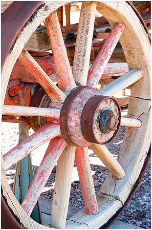 """The """"Wheel"""" reinvented"""