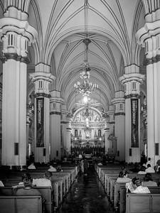 Cathedral, El Centro, Guadalajara