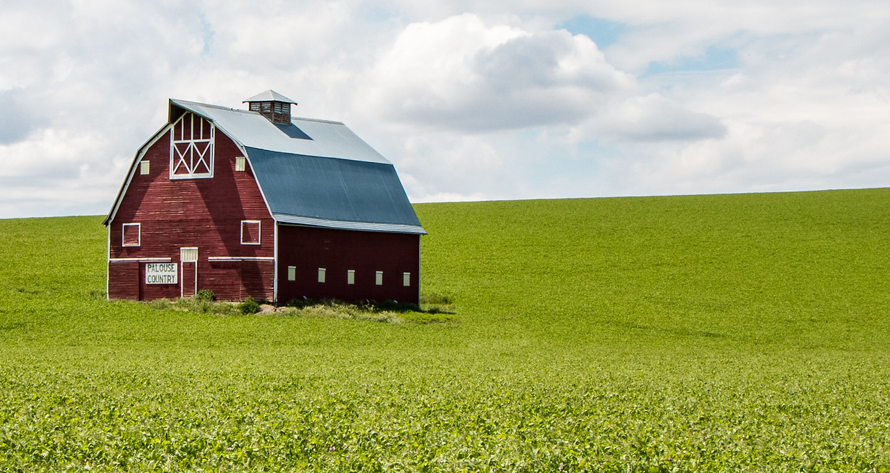 The Palouse Country Barn