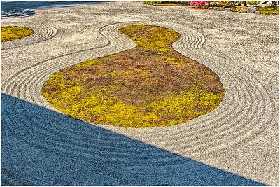 Portland Japanese - Flat - Garden