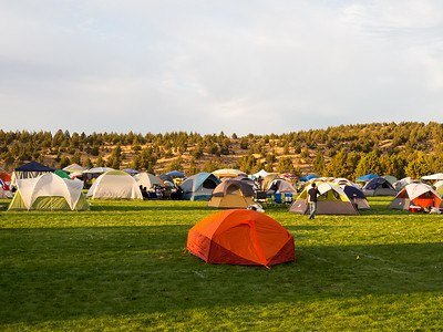 Campground Colors, Madras, OR
