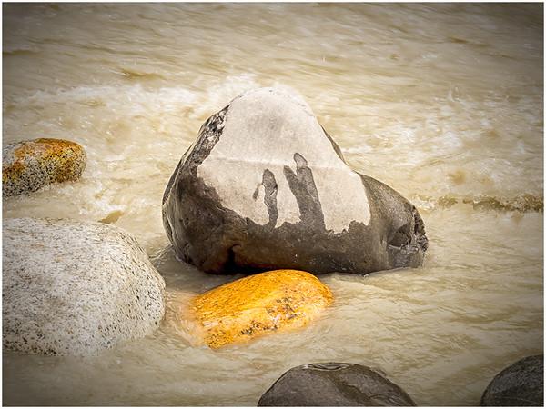 Gods on the rocks, Chitkul, HP, India