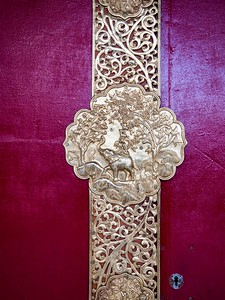 Monastery Decor, Kaza, HP India