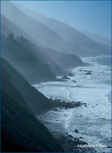 Big Sur Coast South of Lucia