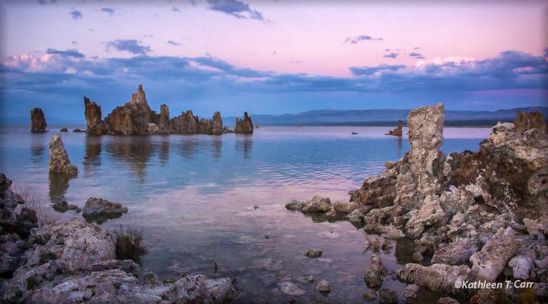 Tufas, Mono Lake