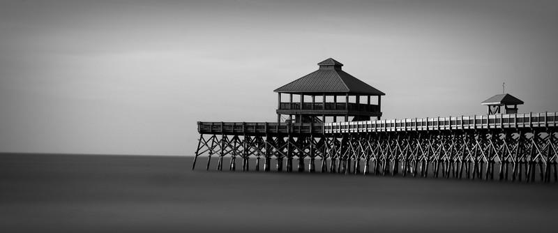 """""""Folly Beach Pier"""""""