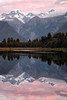 """Lake Matheson"""