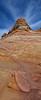 """Striped Rock Panorama"""