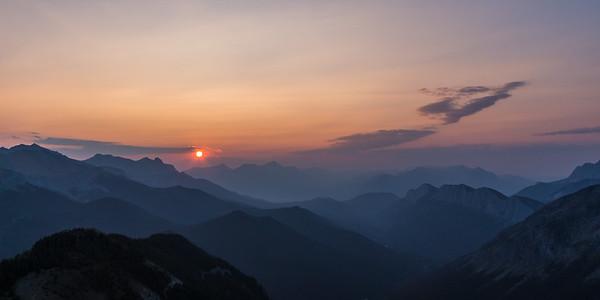 Mt. Tekarra View