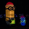 Just a couple of Christmas Minions.